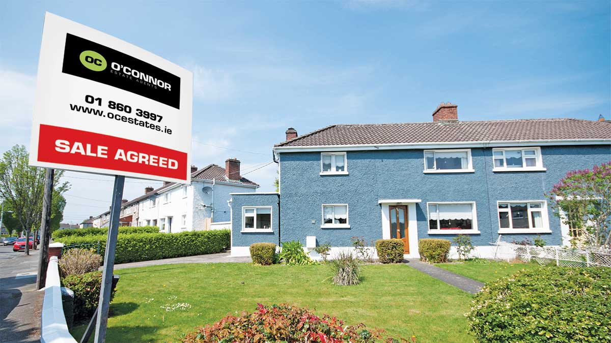 O'Connor Estate Agents offer a comprehensive property sales service, including marketing and advertising, property valuations and professional advice.